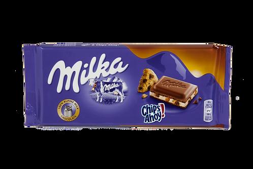 Milka Chips Ahoy Bar