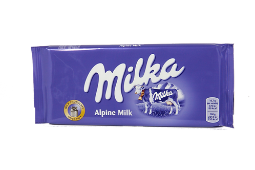 Milka Alpine Bar