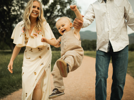 The Jolly Family  | Colorado Springs Family Portraits | Colorado Springs Photographer