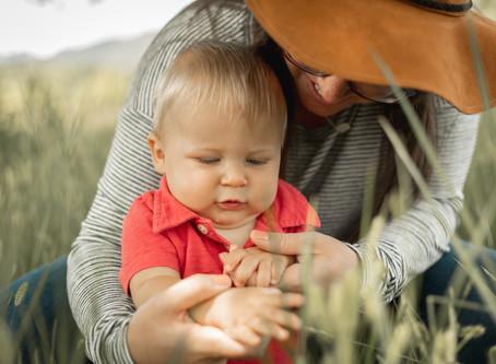 The Bixler Family  | Colorado Springs Family Portraits | Colorado Springs Photographer