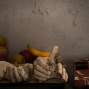 acervo da laje: memory, hands