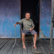 Sanun, Indonesia