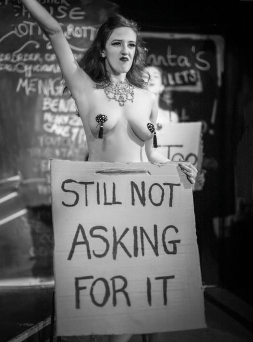 2 - Belle de Beauvoir, Still not Asking