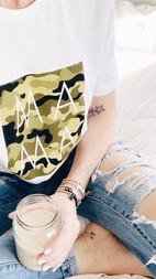 Camo Mama Tshirt