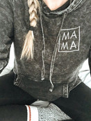 Close up of Mineral Mama Hoodie