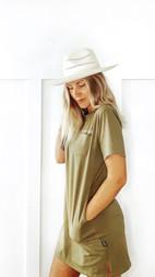 Olive The Mama Label Tshirt dress