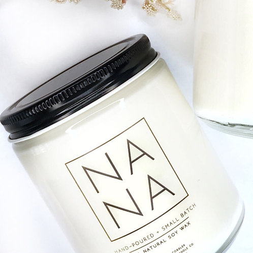 NANA - NATURAL SOY CANDLE