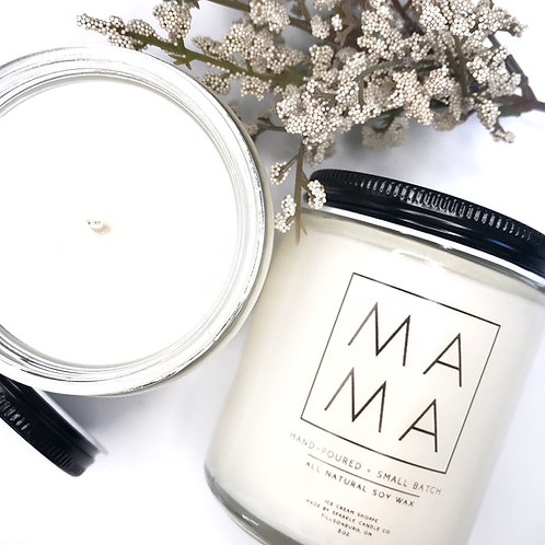 MAMA - NATURAL SOY CANDLE