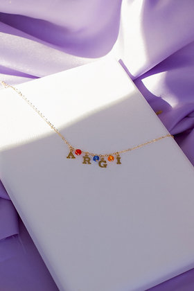 CALL MY ARMENIAN NAME Necklace