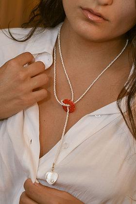 LOVE TIE Necklace