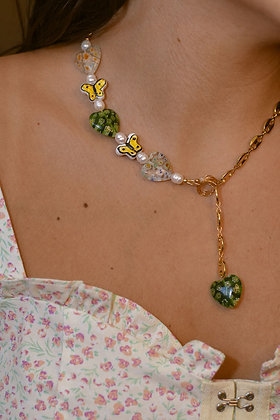 BUTTER-FLY AWAY Necklace