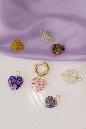 HEART ADD ON Charms