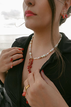 SWEET POMEGRANATE Necklace