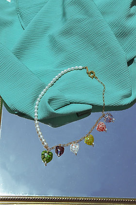 I LOVE ALL YOUR COLORS Necklace