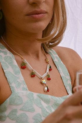 CHERRY PARTY Necklace