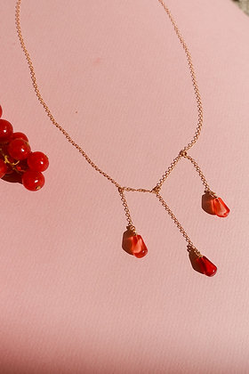 THE THREE SEEDS Necklace