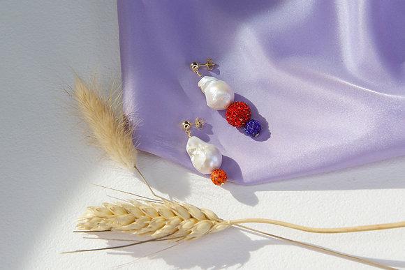 EREBOONI Earrings