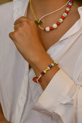 FLOWER CROWN Bracelet