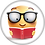 Thumbnail: Specmate Smiley Bookworm