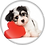 Thumbnail: Specmate Puppy with Heart