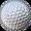 Thumbnail: Specmate Golf Ball