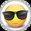 Thumbnail: Specmate Smiley Sunglasses