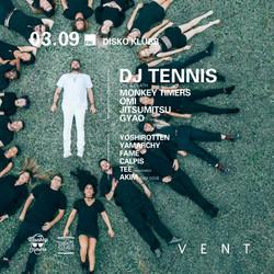DISKO KLUBB ft DJ TENNIS