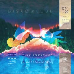 DISKO KLUBB ft DJ SODEYAMA