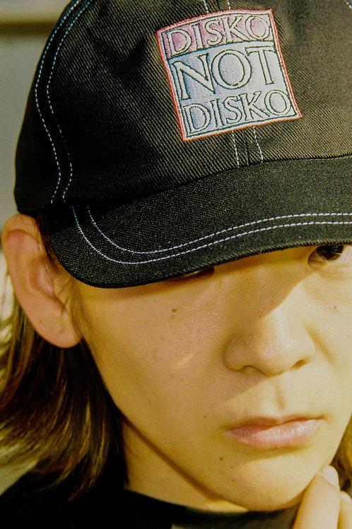 Disko(not Disko) Logo Cap