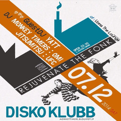 DISKO KLUBB ft YATT