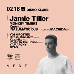 DISKO KLUBB ft JAMIE TILLER