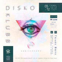 DISKO KLUBB ft TRACKS BOYS