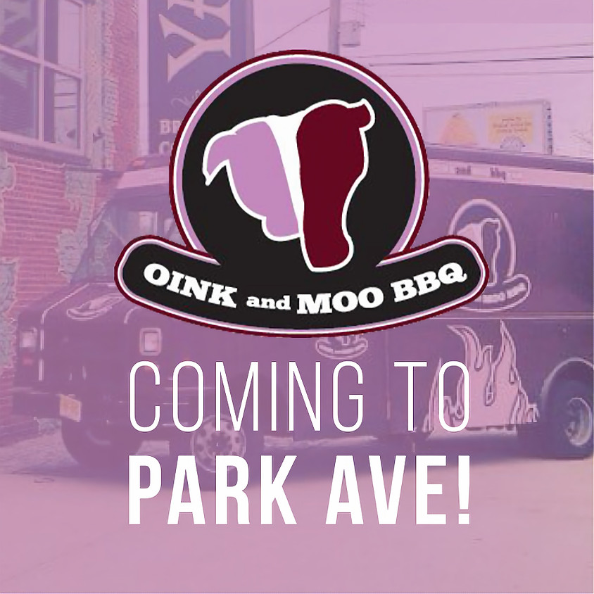 Oink & Moo Food Truck Lunch