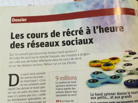 """Un des articles du dossier """"Les papas nouvelles stars de la conso"""" de LSA est en ligne"""