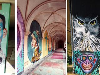 Le street art : du tourisme artistique au tourisme familial...