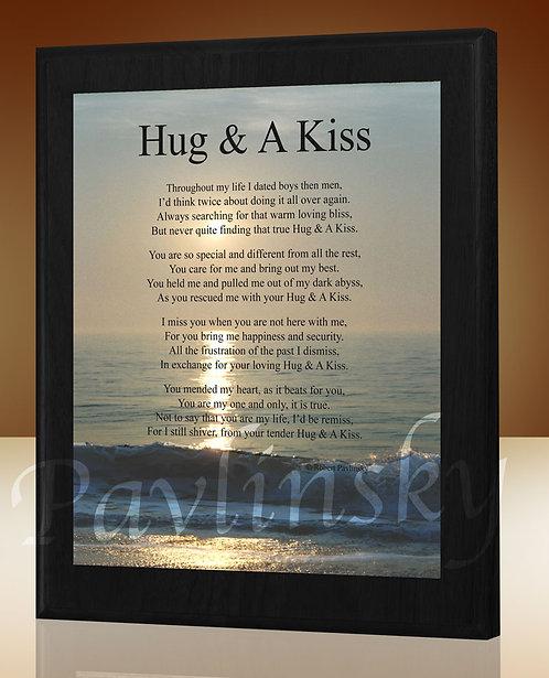 Hug and a Kiss