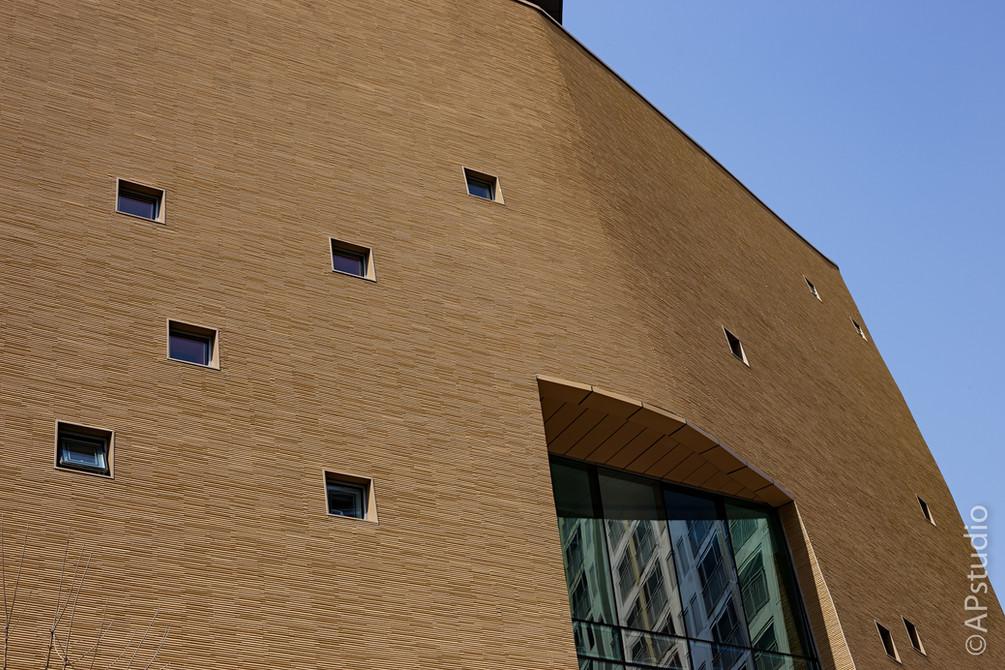 양우상 건축사진 성동교회 외관