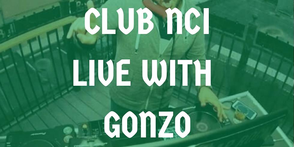 Club NCI Live with Gonzo