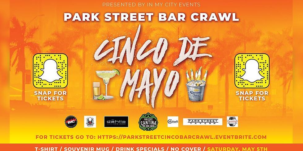 Cinco de Mayo Bar Crawl