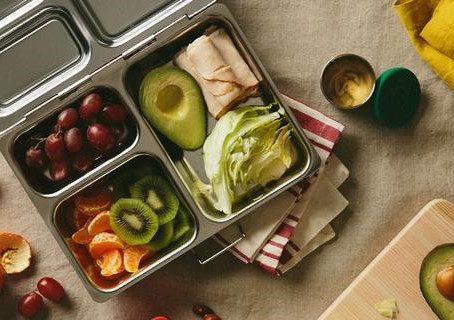 Healthy Back to School Lunch Ideas!