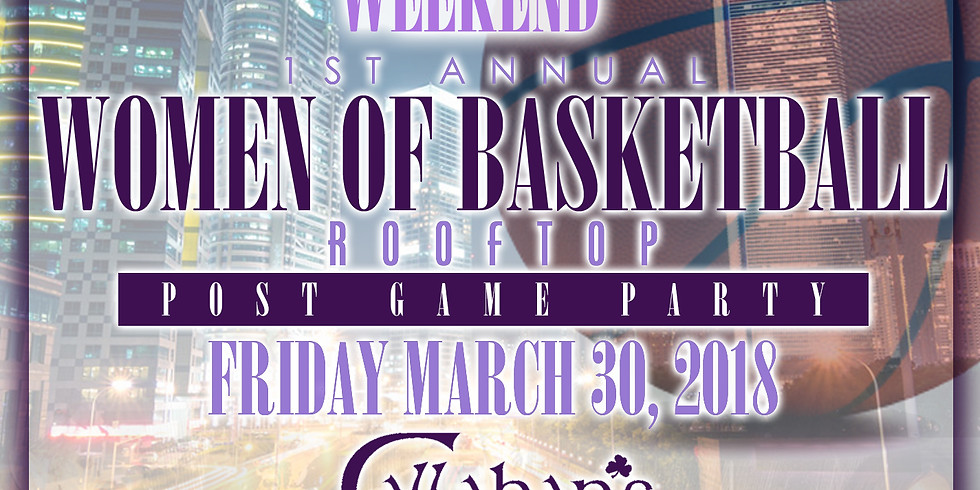 Women's Final Four Post Game Party