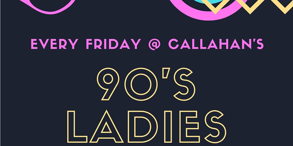 90's Ladies Night