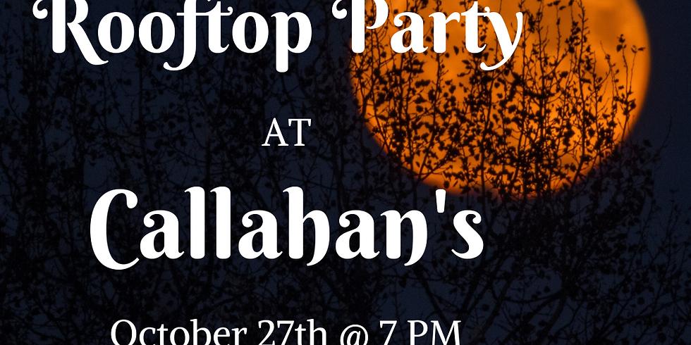 Callahan's Halloween Party