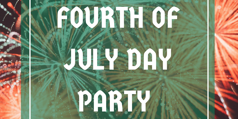 Fourth of July Day Party