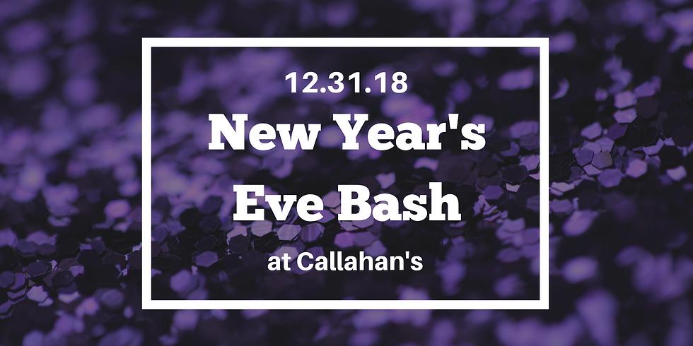 Club NCI New Year's Eve Bash at Callahan's
