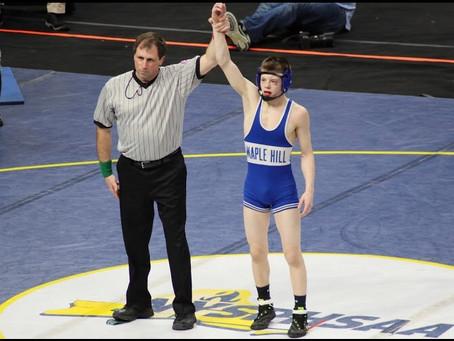 Wrestling Blog : State Champ or Bust?