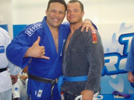 My First day of Brazilian Jiu Jitsu
