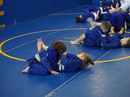Wrestling Blog : Cross Training Martial Arts With Wrestling