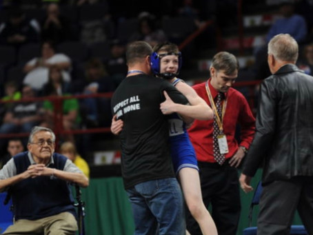 Blog Post #1    A parents Guide to the sport of wrestling