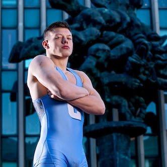 Trent Svingala's return to wrestling